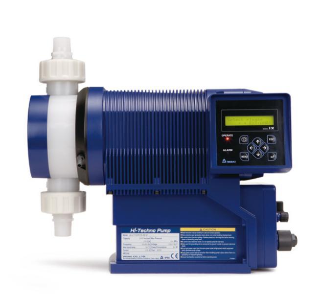 易维奇计量泵IX系列